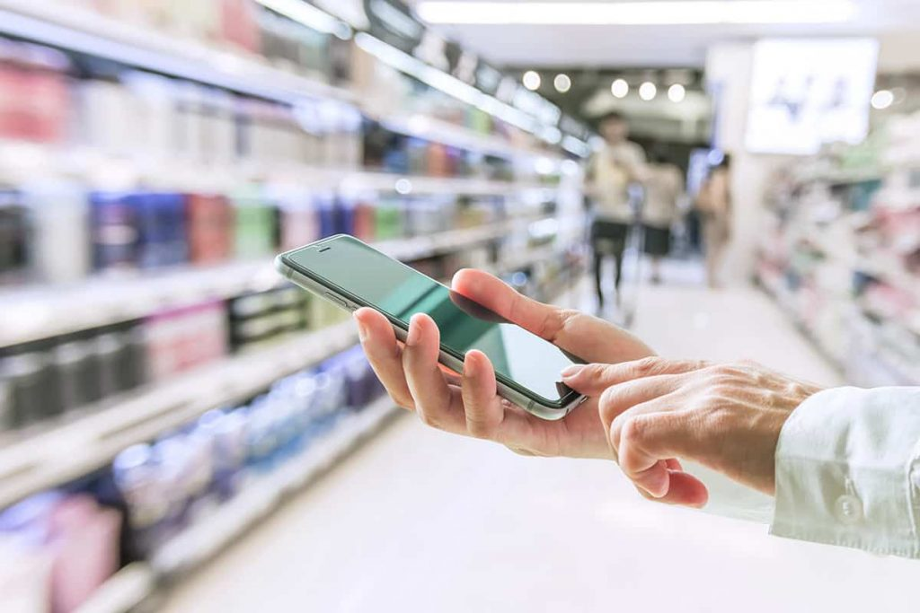 IOT For Retail Business