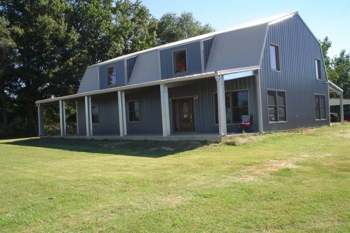 Metal Home Building Kits