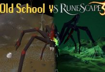 runescape 3 vs old school runescape 2020