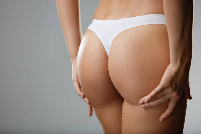 Brazilian bum lift procedure