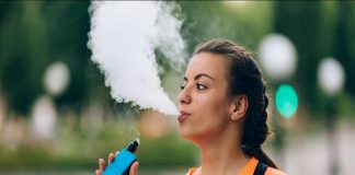 Vaping Is Much Safer Than Smoking