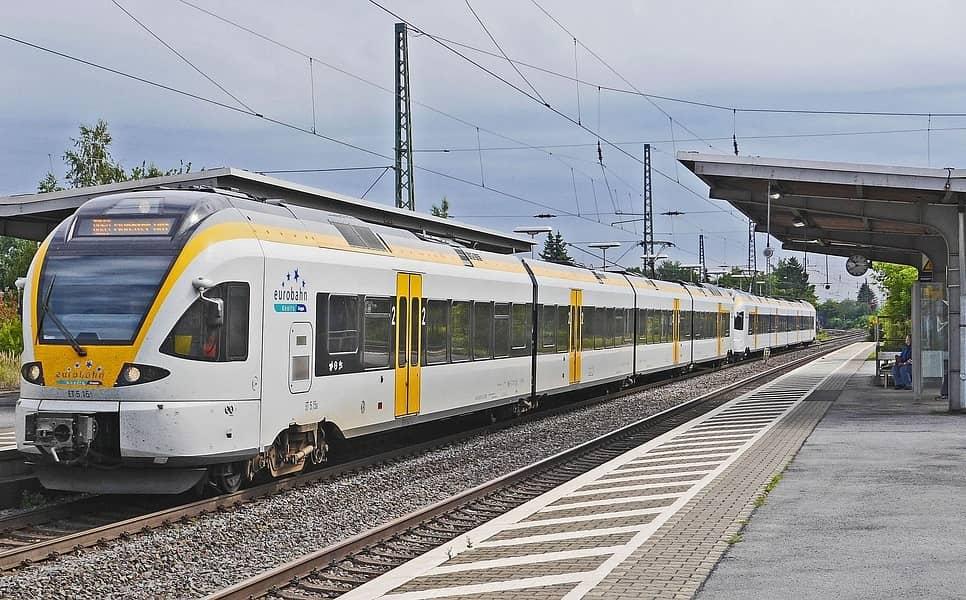 Euro Rail Train