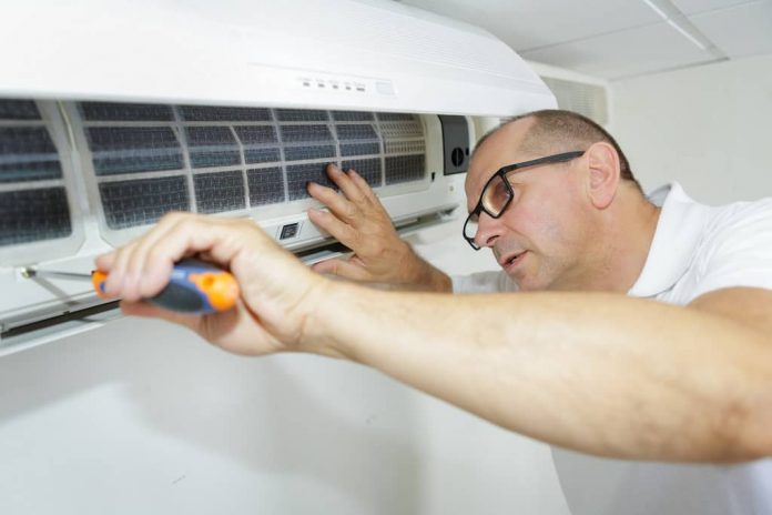 Air Cooler Needs Tune Up