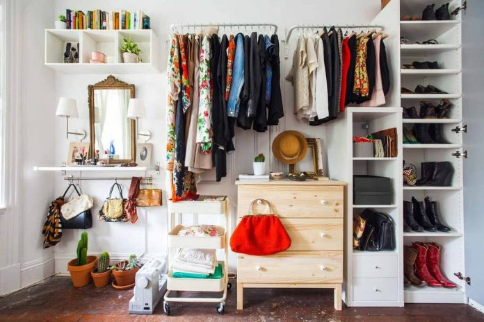 Storage Hacks for Small Houses