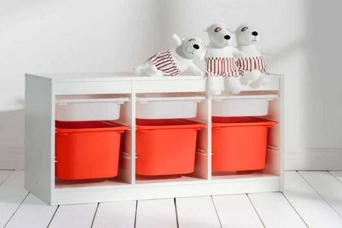 Storage Solutions For Kids' Toys