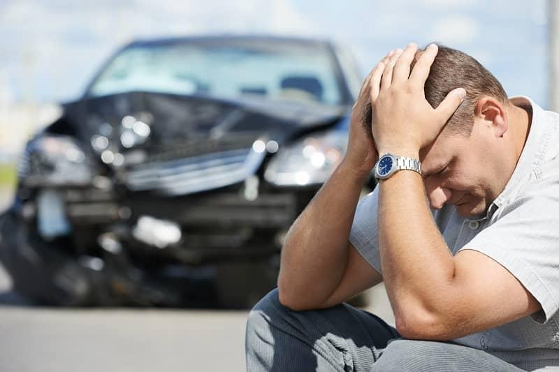 types of car crash injuries