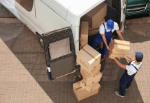 Hiring a professional mover in 2021