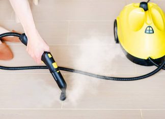 steam cleaning machine