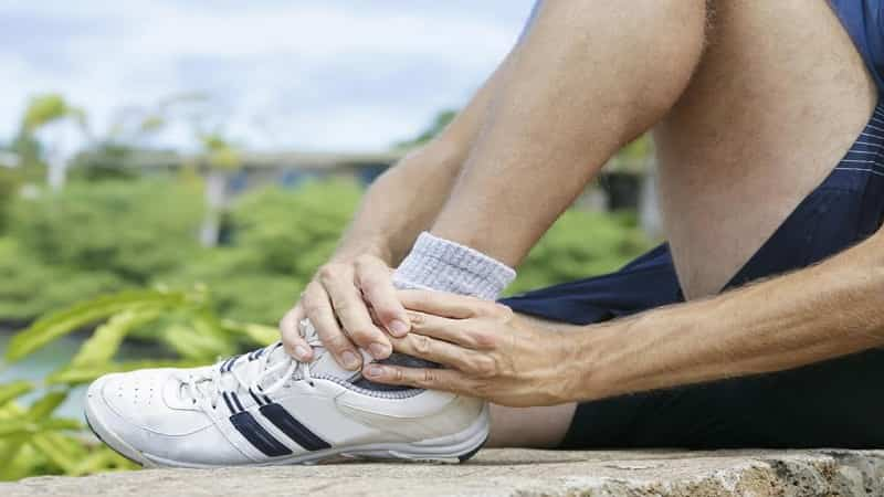 Ankle Pain Remedies