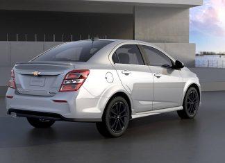 Chevrolet Sonic Sedan 2019