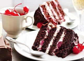Fresh Delicious Cake