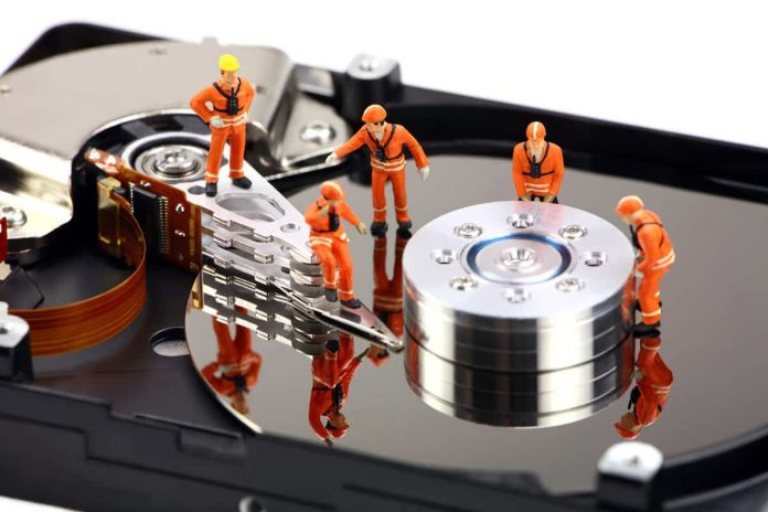 Hard Disk Data Recovery Solution