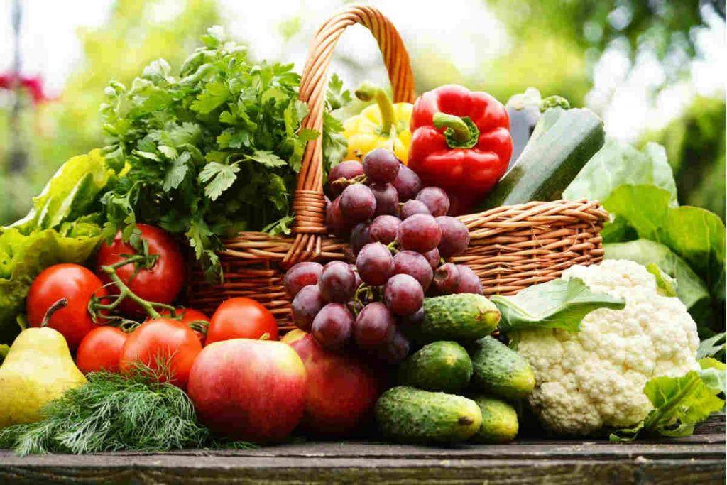 Healthy balanced diet plan for vegetarians
