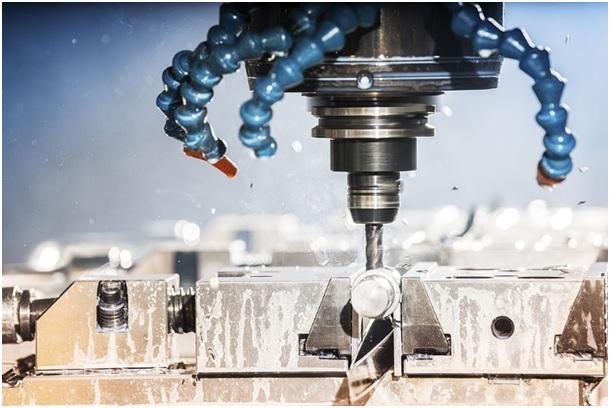 ITAR's Certified Machine Shop