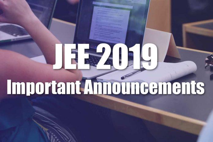 jee main 2019 result