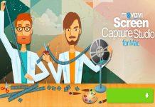 Movavi Screen Recorder for Mac