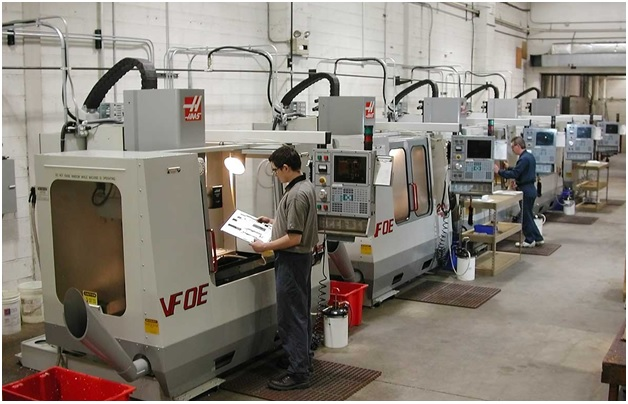 Professional Precision Machine Shop Quality