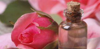 Rosewater For Skin