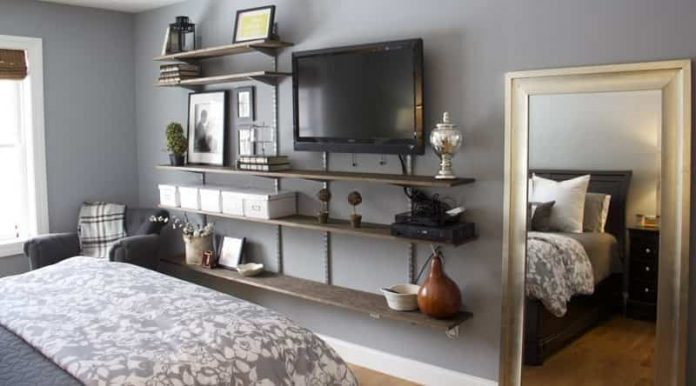 TV Wall Mounting Ideas