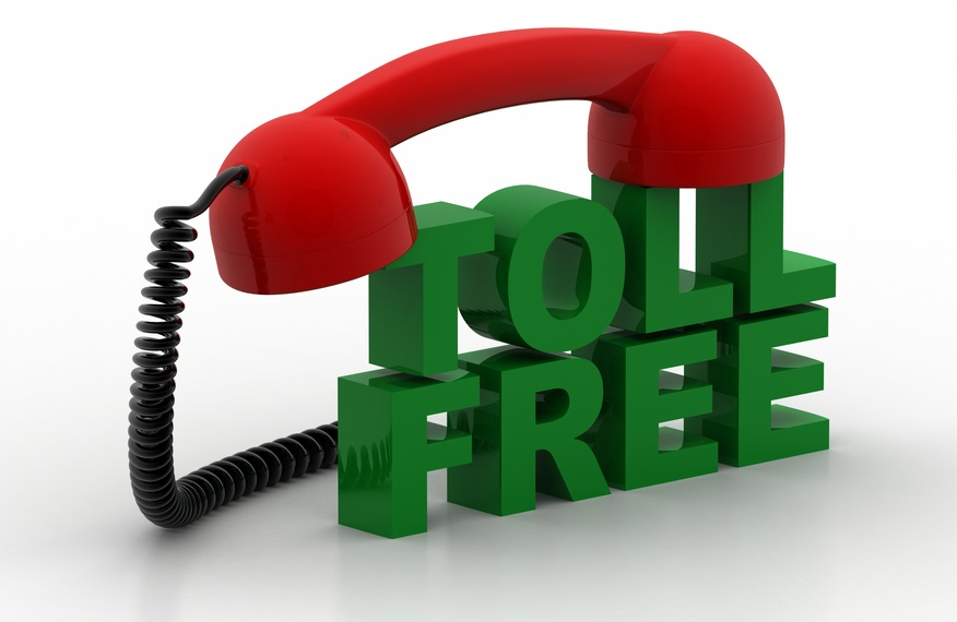 How To Use These Toll Free Phone Numbers