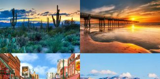 10 Places In USA