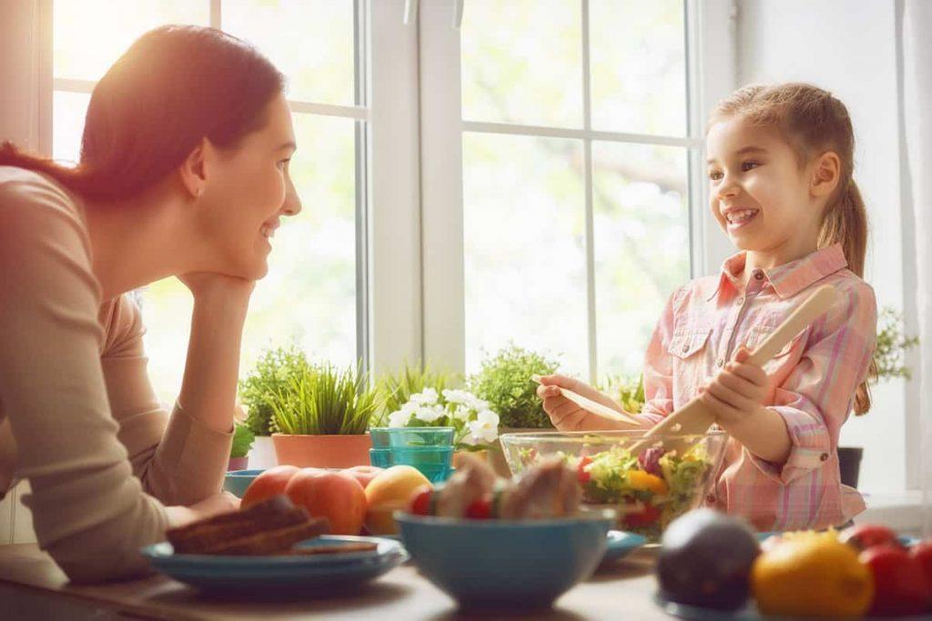 balanced diet plan for women
