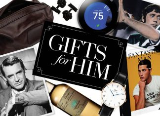 gift ideas for man
