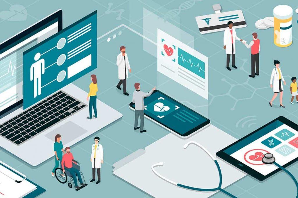 healthcare mobile application development