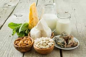 healthy calcium foods