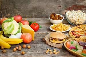healthy fiber foods