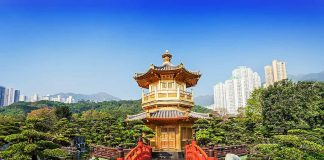 Temples in Hong Kong