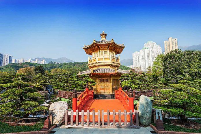 Temples in Hong Kong