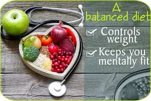 how to build Healthy Diet