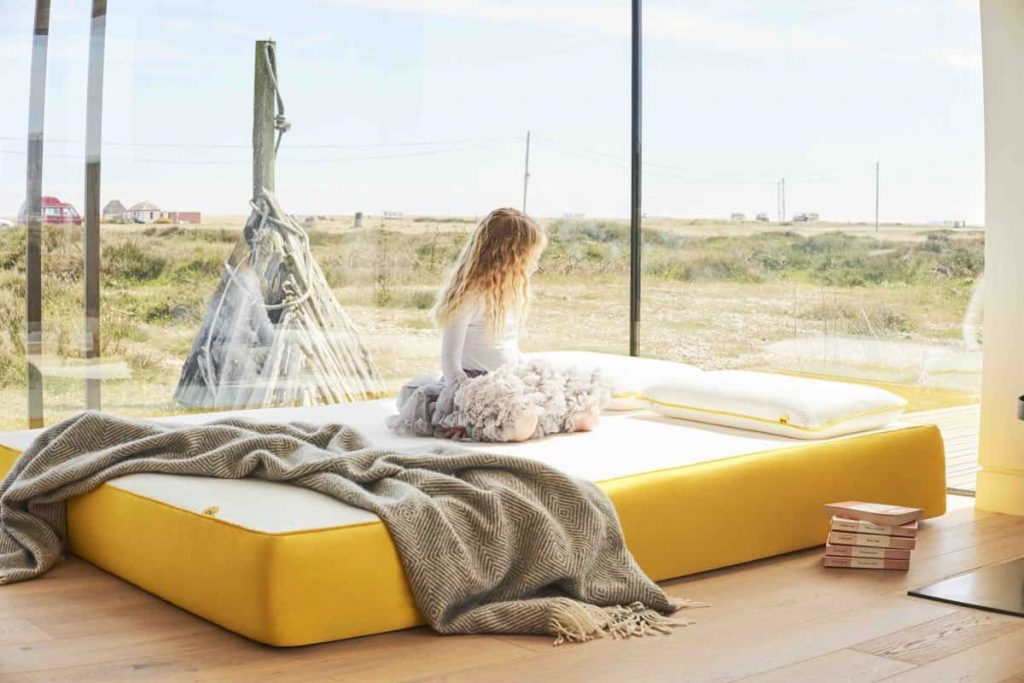 how to steam clean a mattress