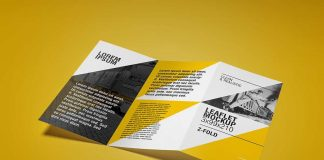 inspiring leaflets design ideas