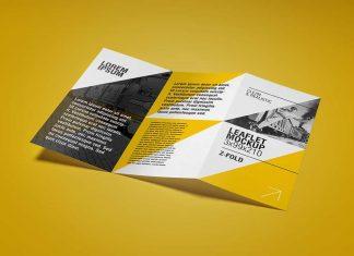 inspiring leaflets design ideas