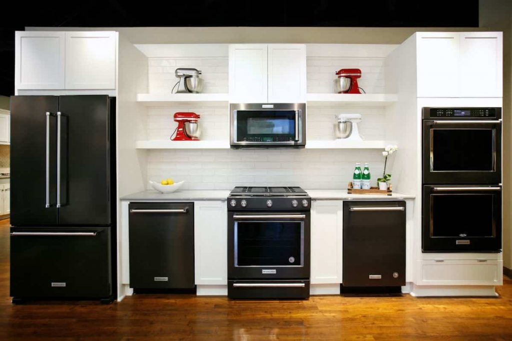 kitchen decoration appliances