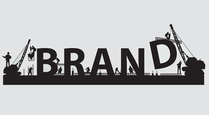 logo to build digital brand