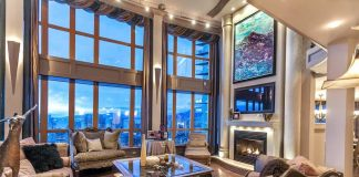 luxurious condo