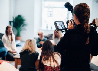 marketing video production