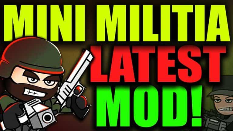 mini militia new version 2019