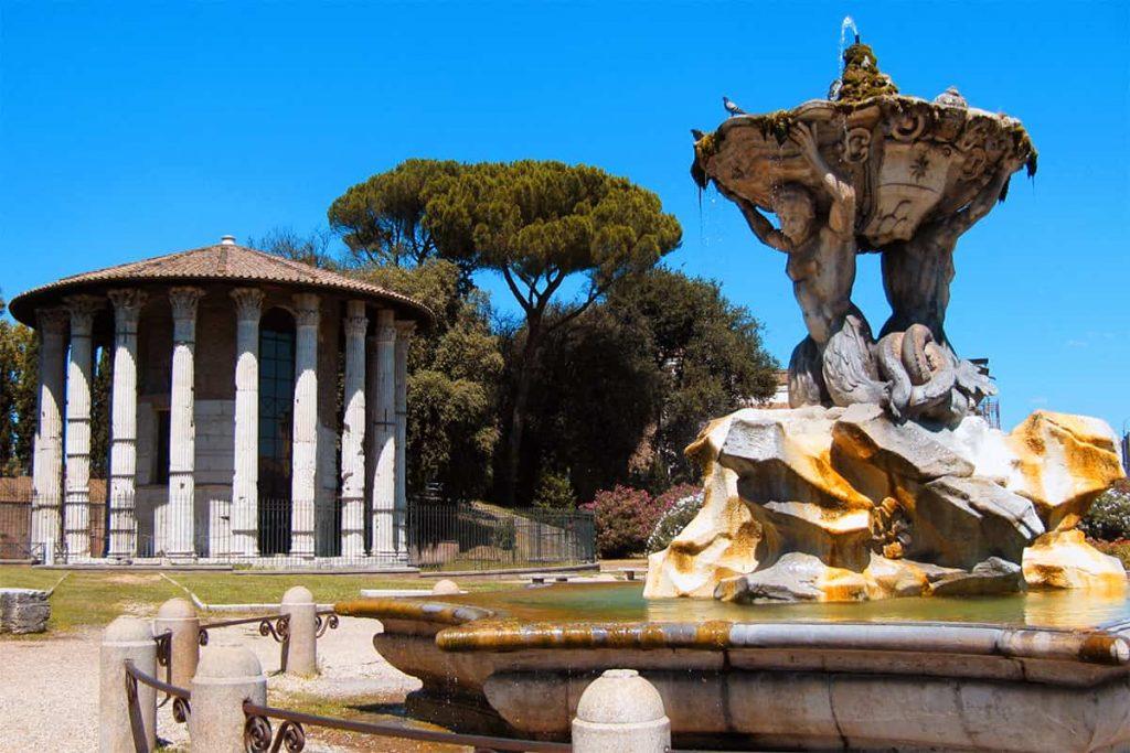 rome travel spots