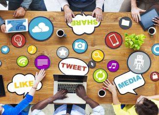 wordpress social media sharing widgets